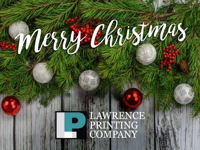 Lawrence Printing Company News