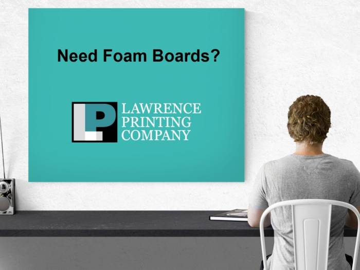 [Foam Boards]