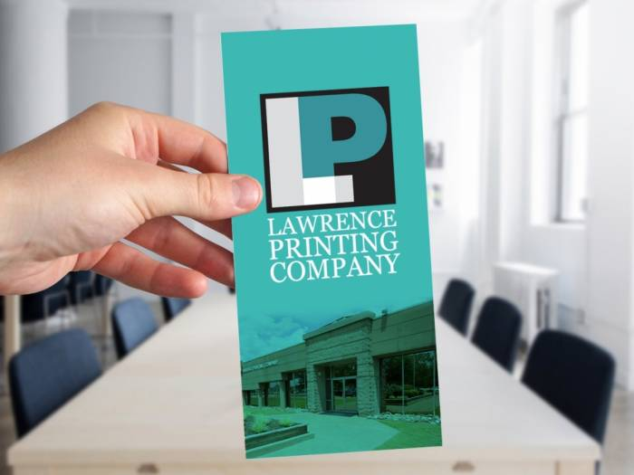 Lawrence Printing Company Services